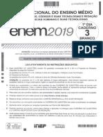 PROVA ENEM 1 dia 2019 LDV.pdf