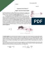 Cuestionario Previo 10 | Electromagnetismo y Óptica