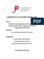 RECURSOS HIDRÁULICOS Expo Pc 3 Falta El Modelo