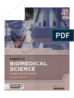 English for biomedical Science