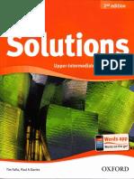 Solutions. Upper-Intermediate - Student's Book ( PDFDrive.com ).pdf
