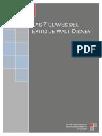 7 Claves Del Exito de Walt Disney