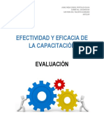 Efectividad y Eficacia de La Capacitaciòn Analynda Portillo
