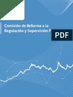 Comision de Reforma a La Regulacion y Supervision Financiera