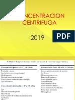 Oro 2019 - 8 Centrifuga
