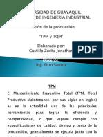 TPM y TQM