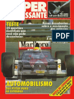 Revista Superinteressante - Ed.043 - 199104 - Automobilismo - Das Pistas Para as Estradas