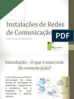 Instalações de Redes de Comunicação (1)