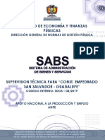 Dbc Supervision Palmar