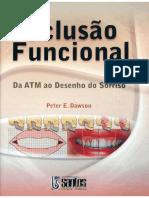 Oclusao Funcional Da ATM Ao Desenho Do Sorriso - Peter Dawson - OCR