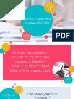 Diseño de Pfocesos Organizacionales - EXPO DIRECCIÓN