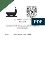 CONSTRUCCIÓN DEL DIAGRAMA DE FASES DEL CICLOHEXANO