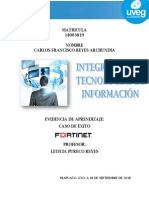 Carlos Reyes Seguridad Informática
