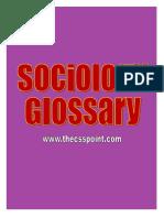 Glossary of Sociology.pdf