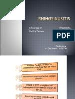 Rhinosinusitis Referat (Dr Eva Sp.tht-KL)