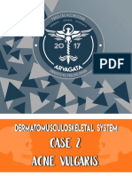 Draft Case 2. Acne Vulgaris