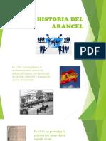 Historia Del Arancel y Can-1