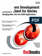 WebSphere Development Studio Client