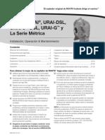 URAI Instruction Manual Spanish Urai Man Isrb 2002 s (1)