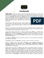 Umbanda - Visão Geral