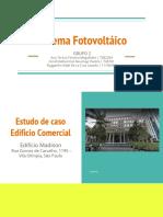 Seminário - Sistema Fotovoltáico - Grupo 2