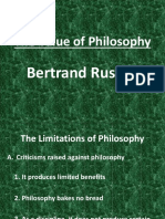 2. Value of Philosophy.ppt