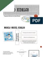 Modelo Hidalgo