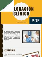 valoracion clinica