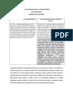 Reforma Seccion Segunda Ley del notariado