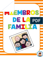 Miembros de La Familia
