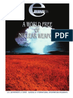 Suggesstion of Obama (Nuclear Free World)
