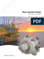 Water Injection Pump
