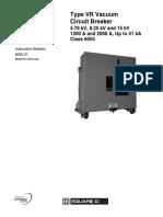 6055-31 VR Breaker 1200-2000A - May 2008