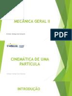2016822_11220_Aula+03+Cinemática+de+uma+partícula.