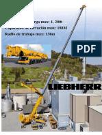 Manual de Grua LMT 11200