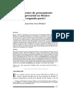 Salas Porras_Corrientes de Pensamiento Empresarial en México
