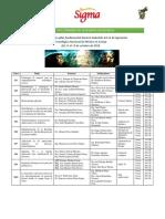Planificación Jornada Bioquimica Xxvi