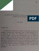 Ross, Alf - Idea de Pureza en Las Ciencias y en Ciencias Sociales