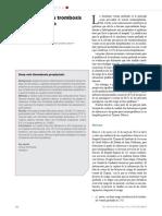 Profilaxis para la trombosis venosa profunda.pdf