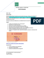 instrumentos de evaluacion de lenguaje