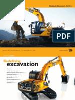 Excavadora JCB