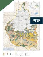 Aptitud agrícola del suelo de conservación
