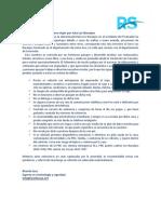 Recomendaciones si piensa viajar por ruta Los Naranjos.pdf