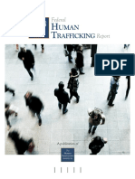 Federal Human Trafficking Report