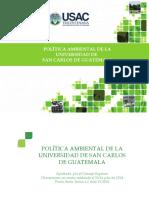 Manual Es Politica Ambient Aldela Usac