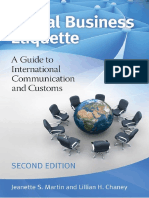 Global Business Etiquette a Guide