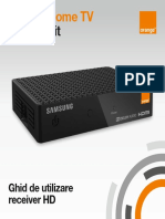 User Guide Receiver STB Samsung