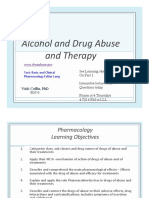 4Alcohol and Drug Abuse and Therapy Part 2