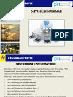 4. Project Communication-Distribusi Informasi
