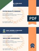 Certificate Lomba Literasi